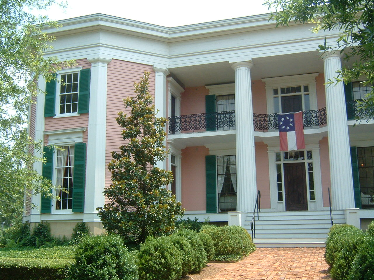 T. R. R. Cobb House Athens Georgia 2011 ghosts haunted