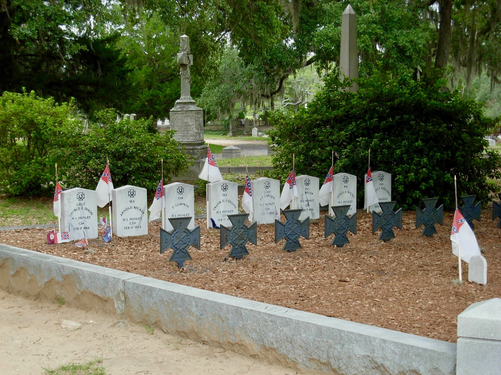 Magnolia Cemetery Charleston South Carolina