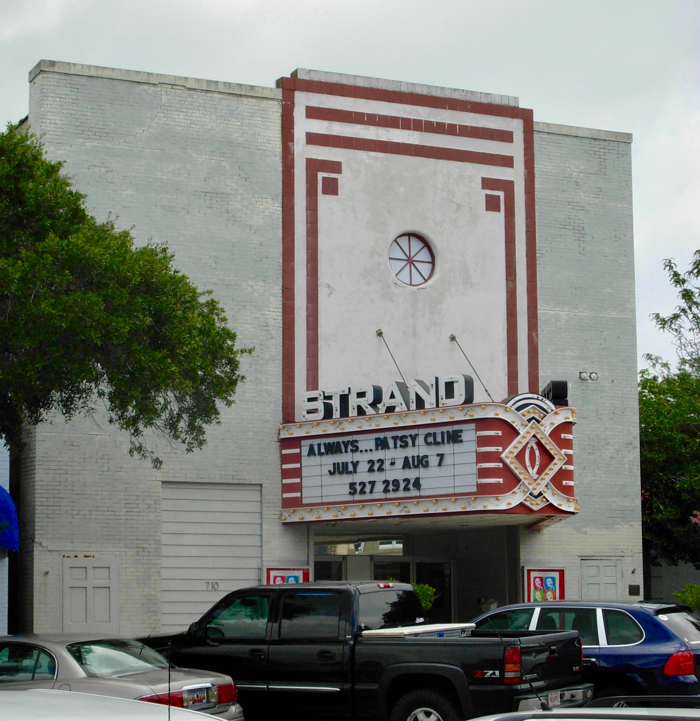 Strand Theatre Georgetown South Carolina ghosts haunted