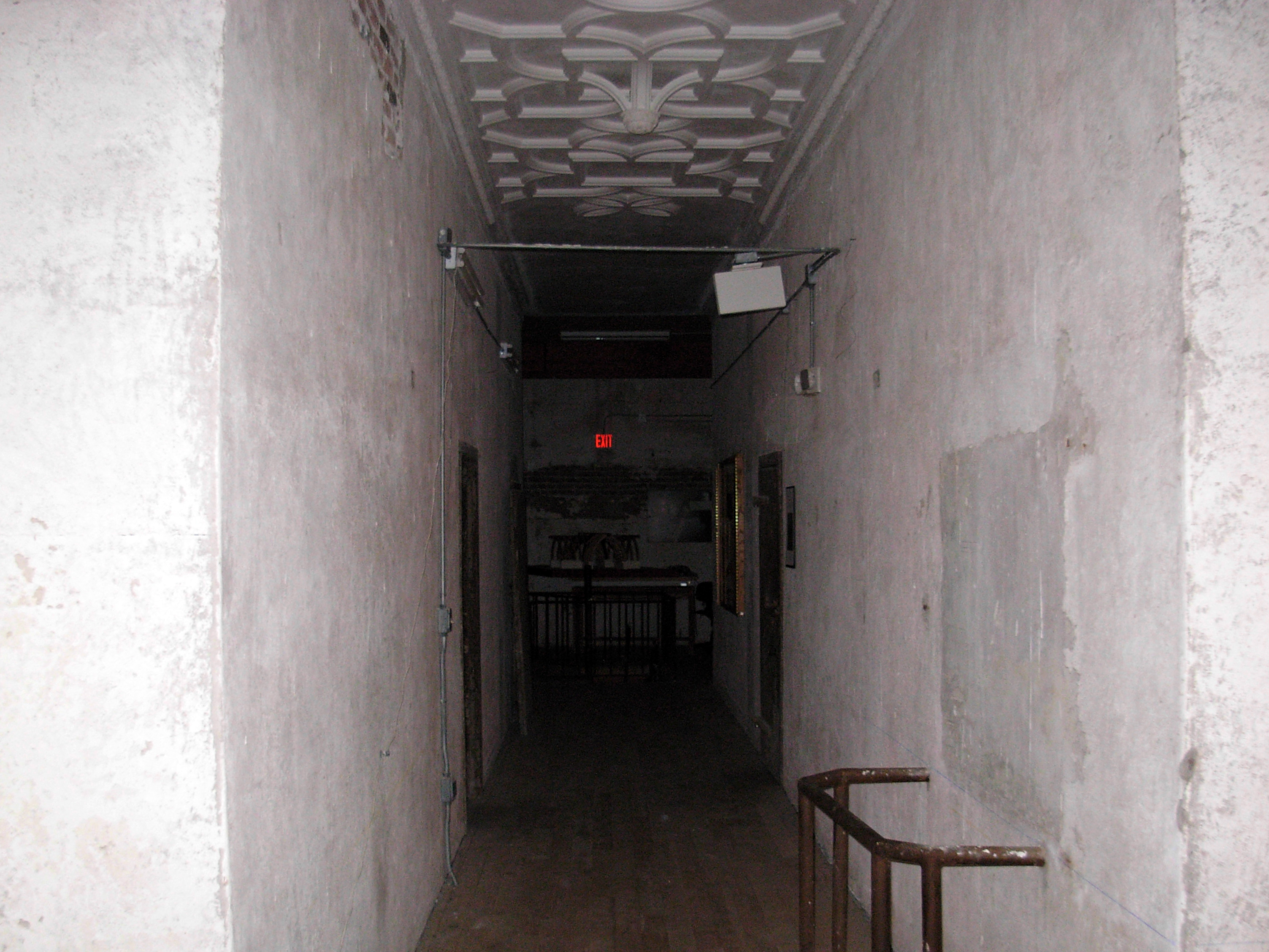 ghosts Old City Jail Charleston South Carolina haunted
