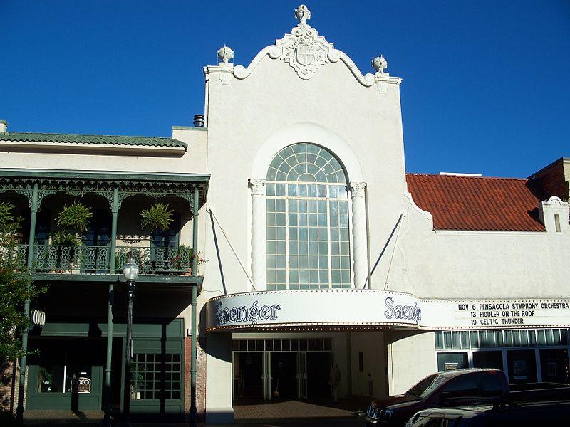 Saenger Theatre Pensacola FL
