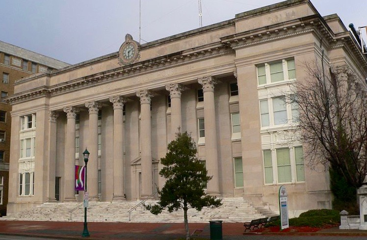 Wilson County North Carolina Courthouse