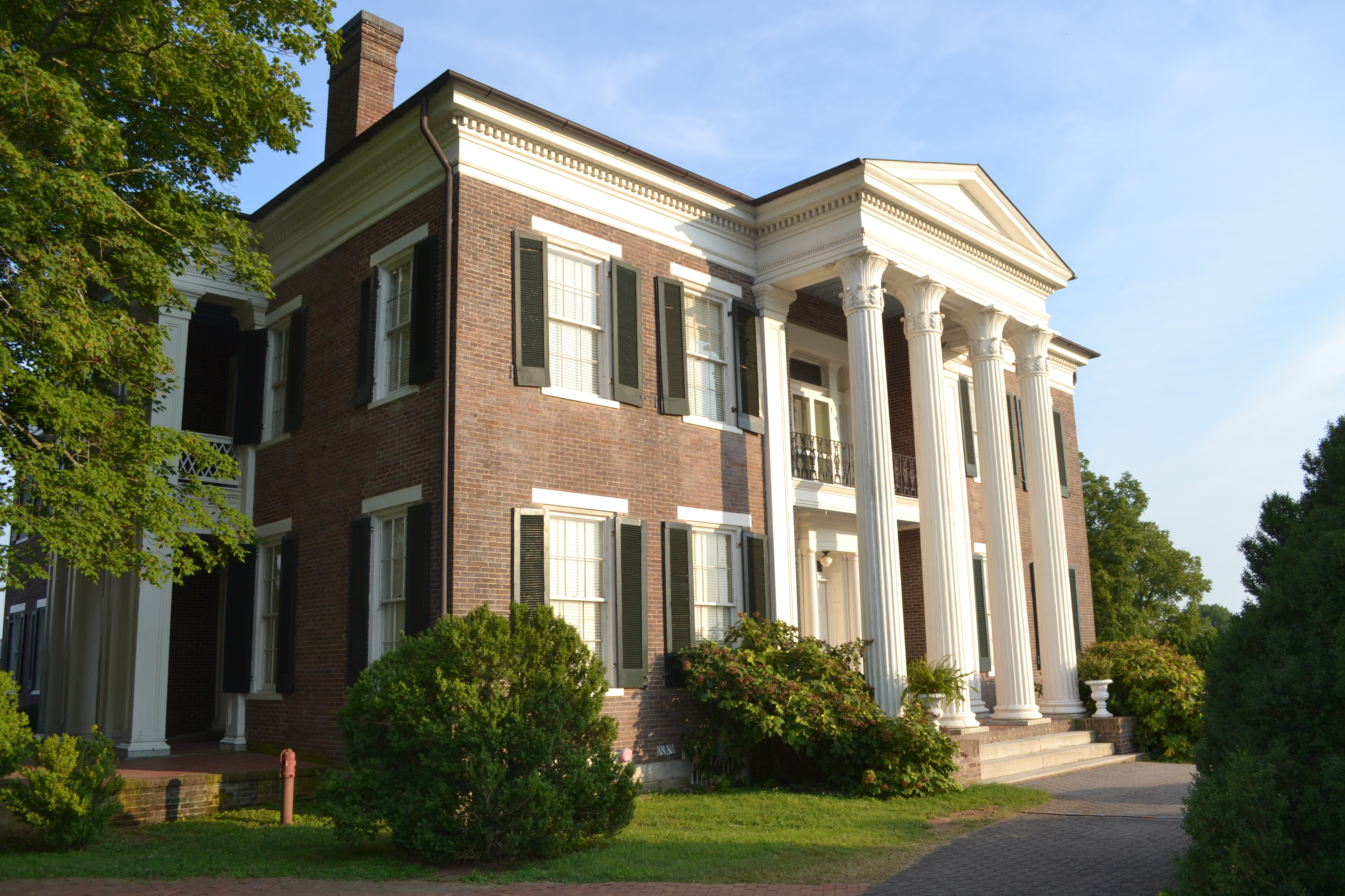 Rippavilla Plantation Spring Hill Tennessee ghosts haunted