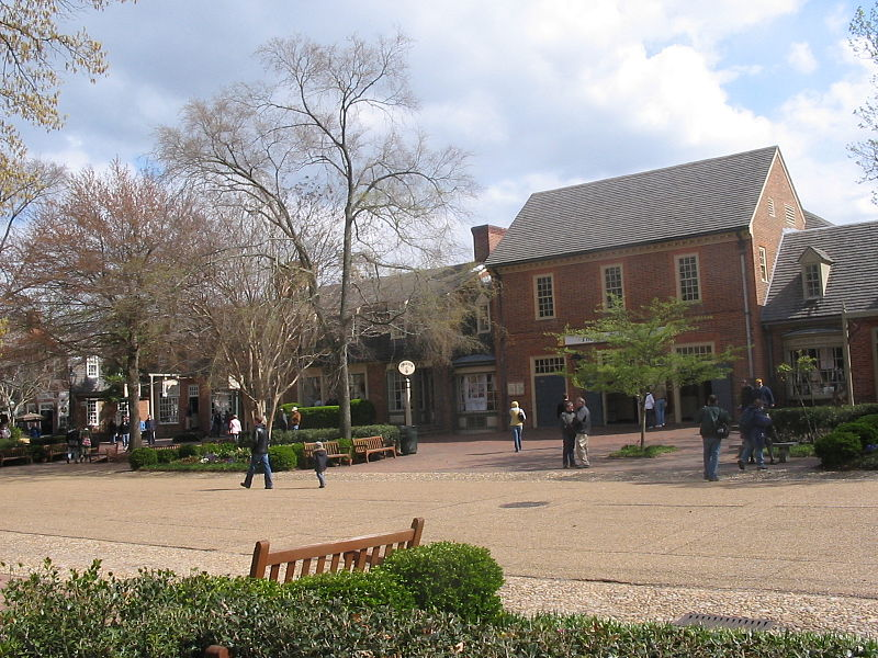 haunted Merchants Square Williamsburg Virginia Kimball Theatre ghosts Civil War