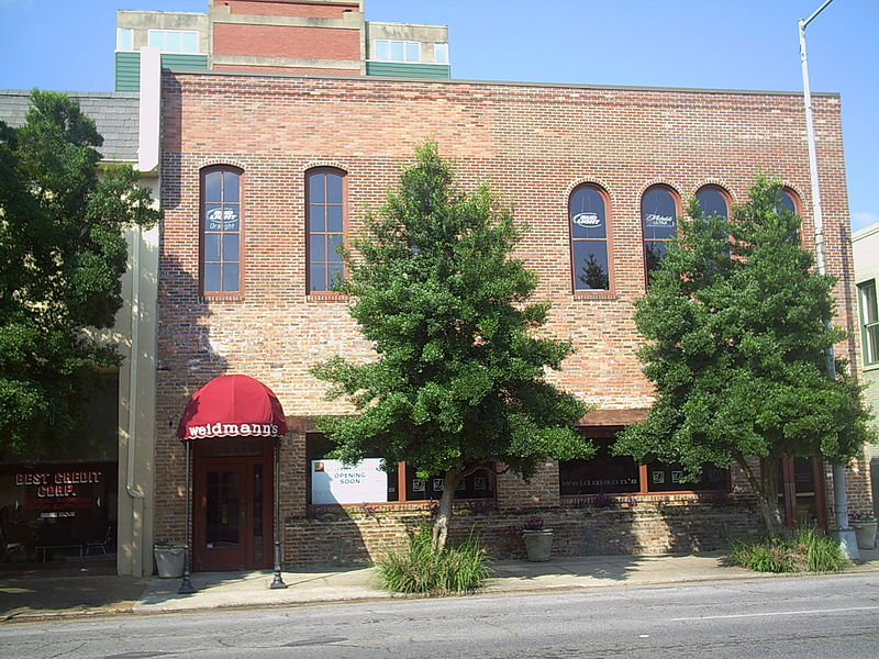Weidmann's Meridian Mississippi ghosts haunted