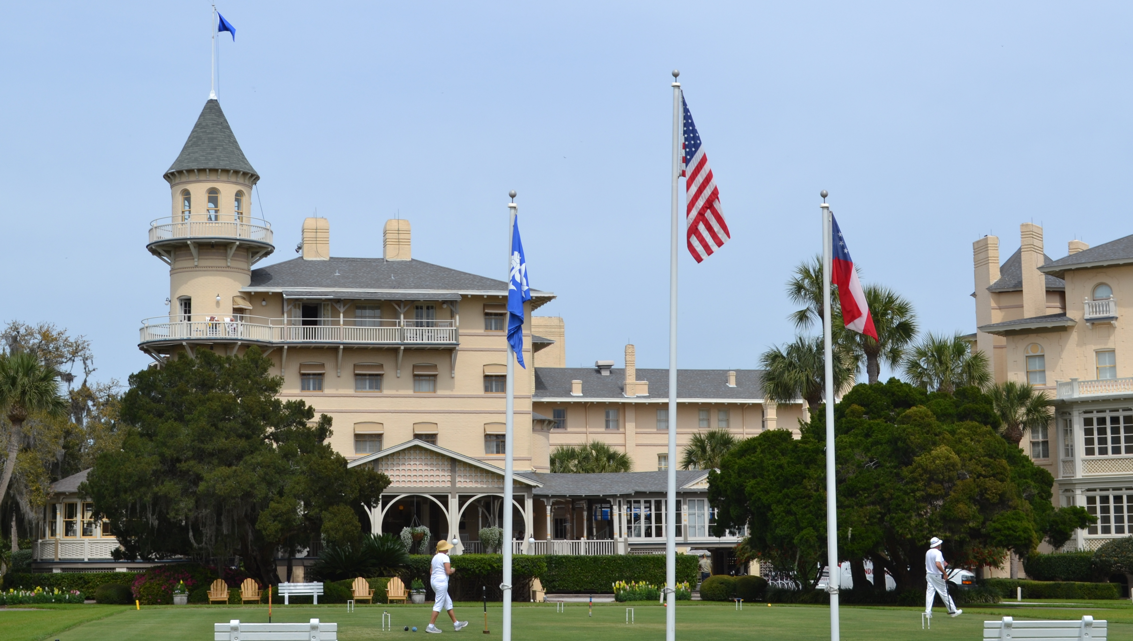 Jekyll Island Club Hotel Jekyll Island Georgia ghosts haunted