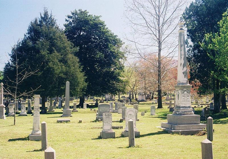 Maple Hill Cemetery Huntsville Alabama
