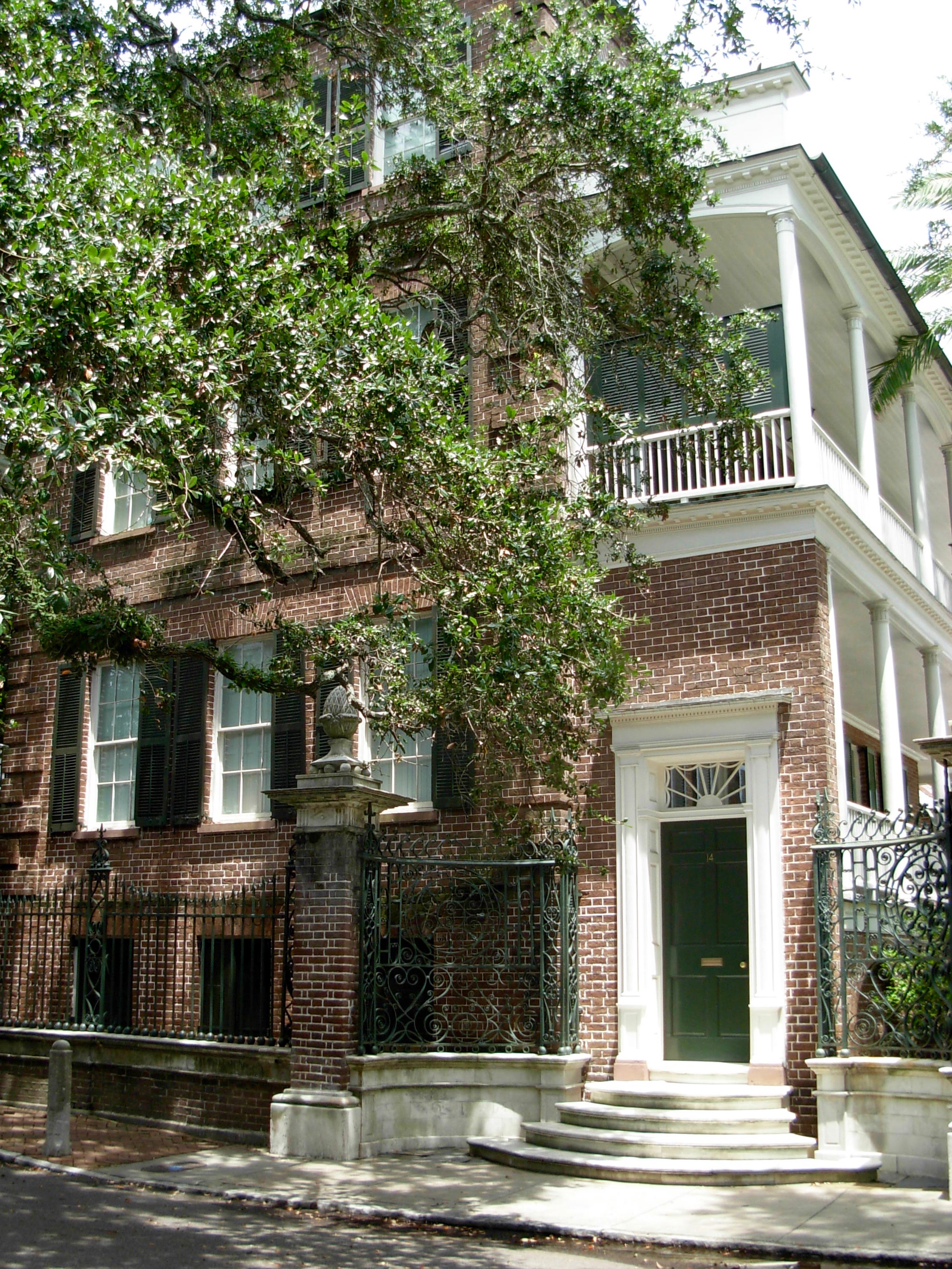 Simmons-Edwards House Charleston SC ghosts haunted