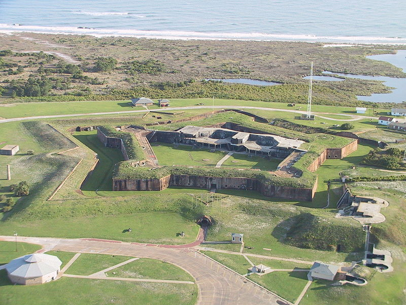 haunted Fort Morgan Alabama ghosts