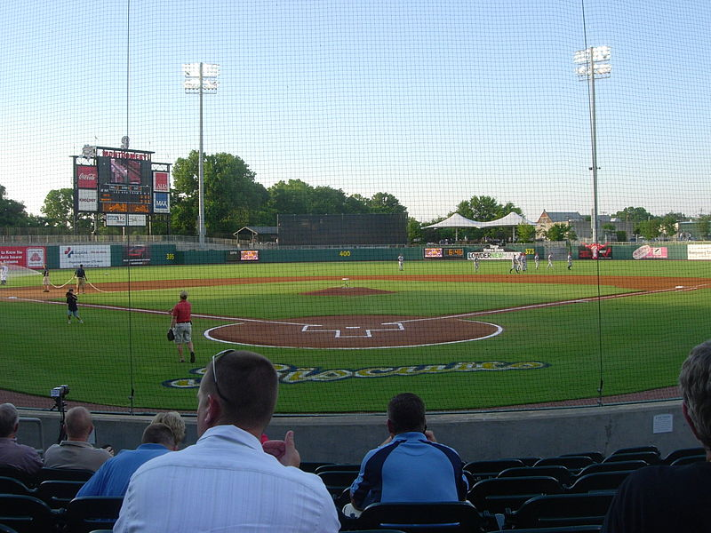 Riverwalk Stadium Montgomery Alabama ghosts haunted Southern ghosts