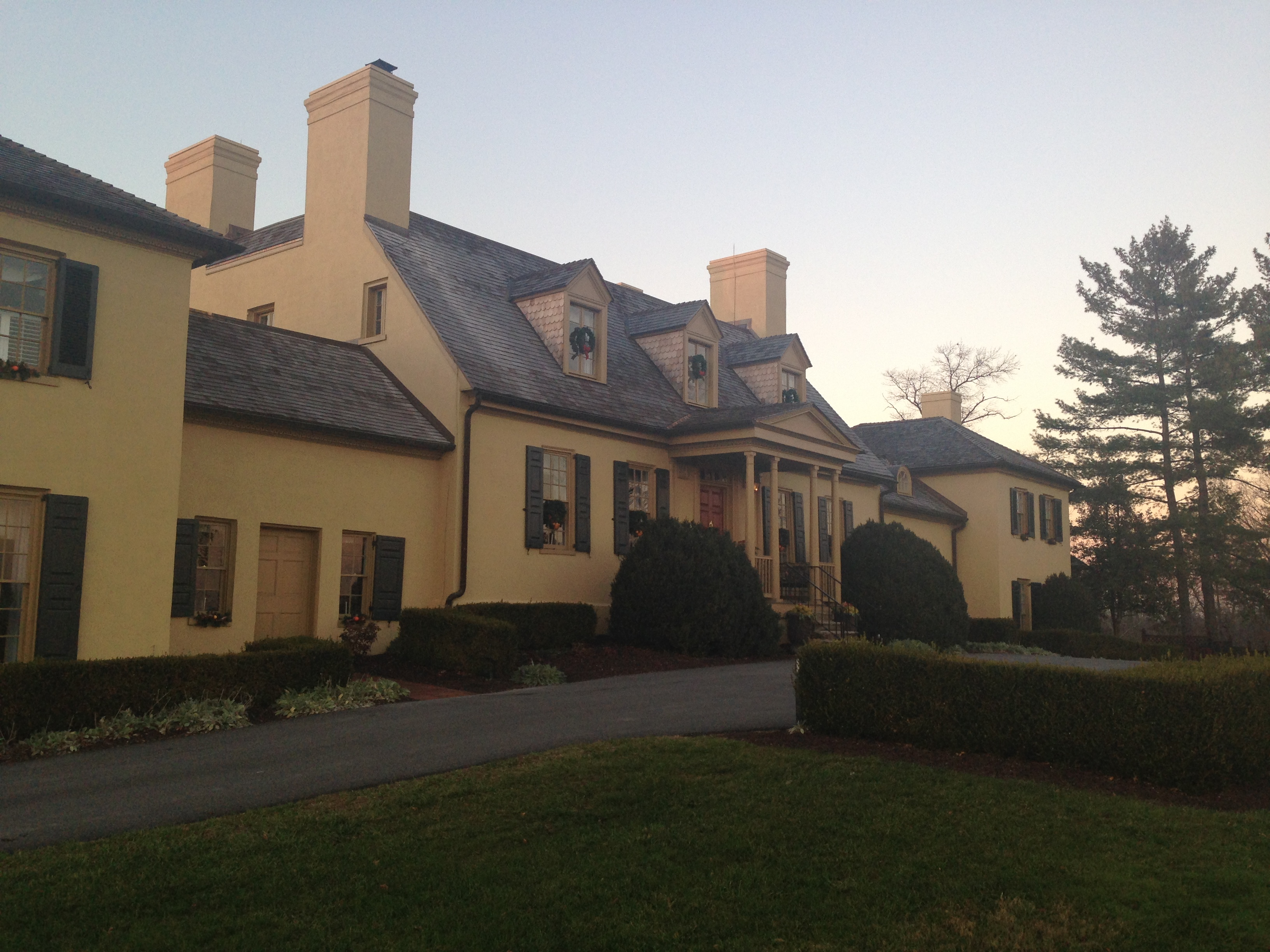 Belmont Mansion Elkridge Maryland