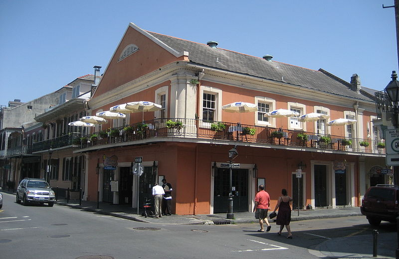 Reynes Mansion French Quarter New Orleans