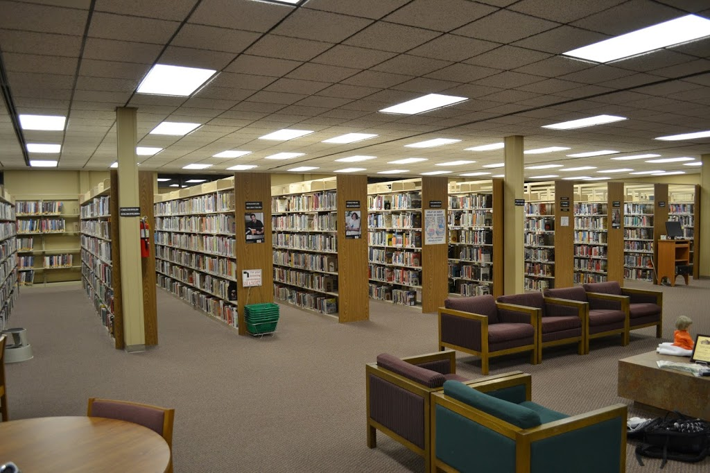 haunted Armstrong-Osborne Public Library Talladega Alabama ghosts