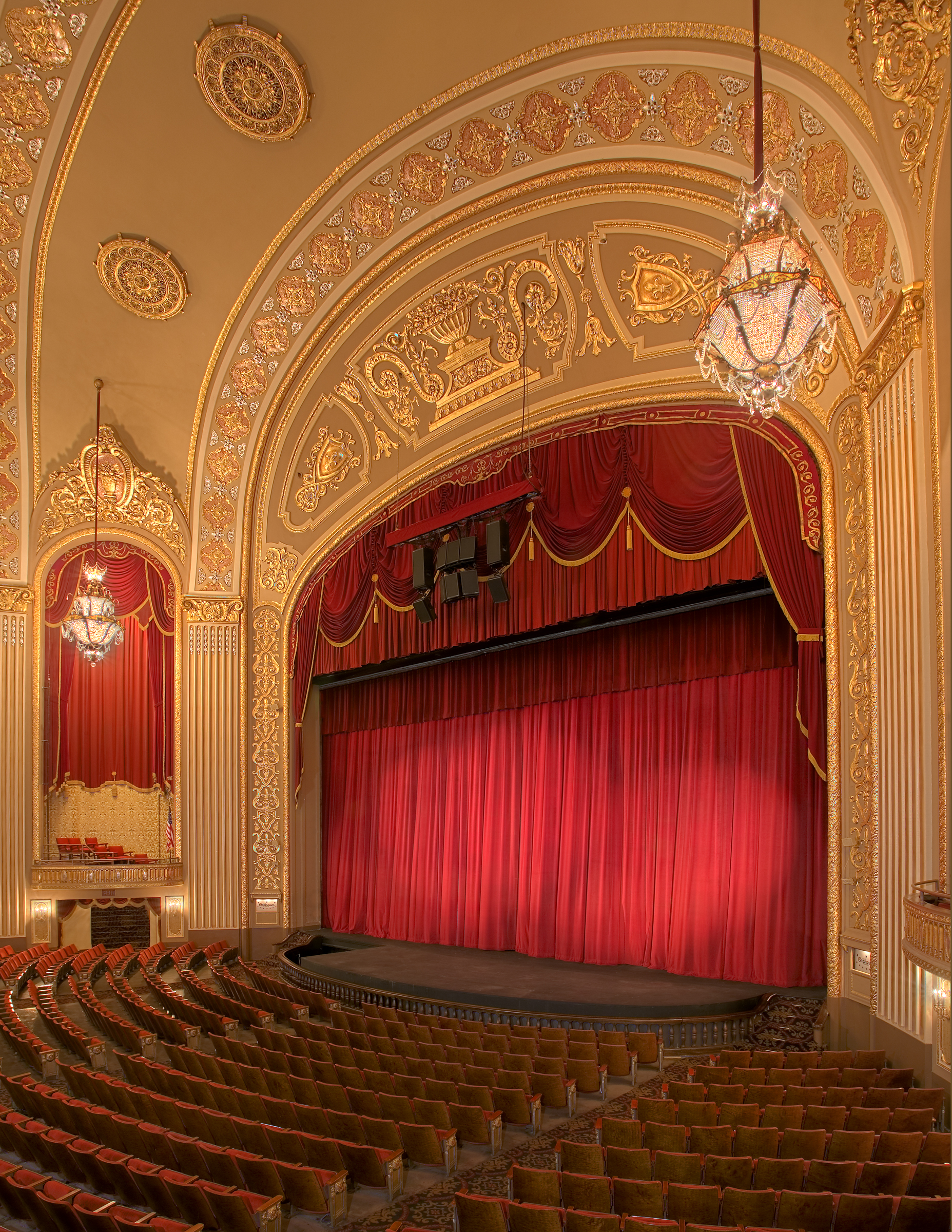 haunted Tennessee Orpheum Theatre Memphis ghosts