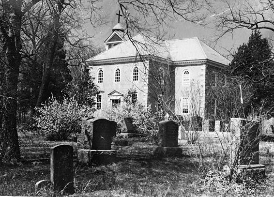 Acquia Church Stafford Virginia ghost haunted