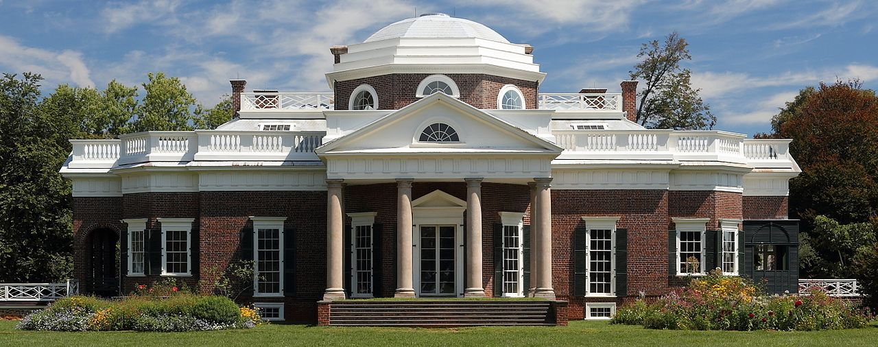 Monticello Charlottesville Virginia ghost haunted