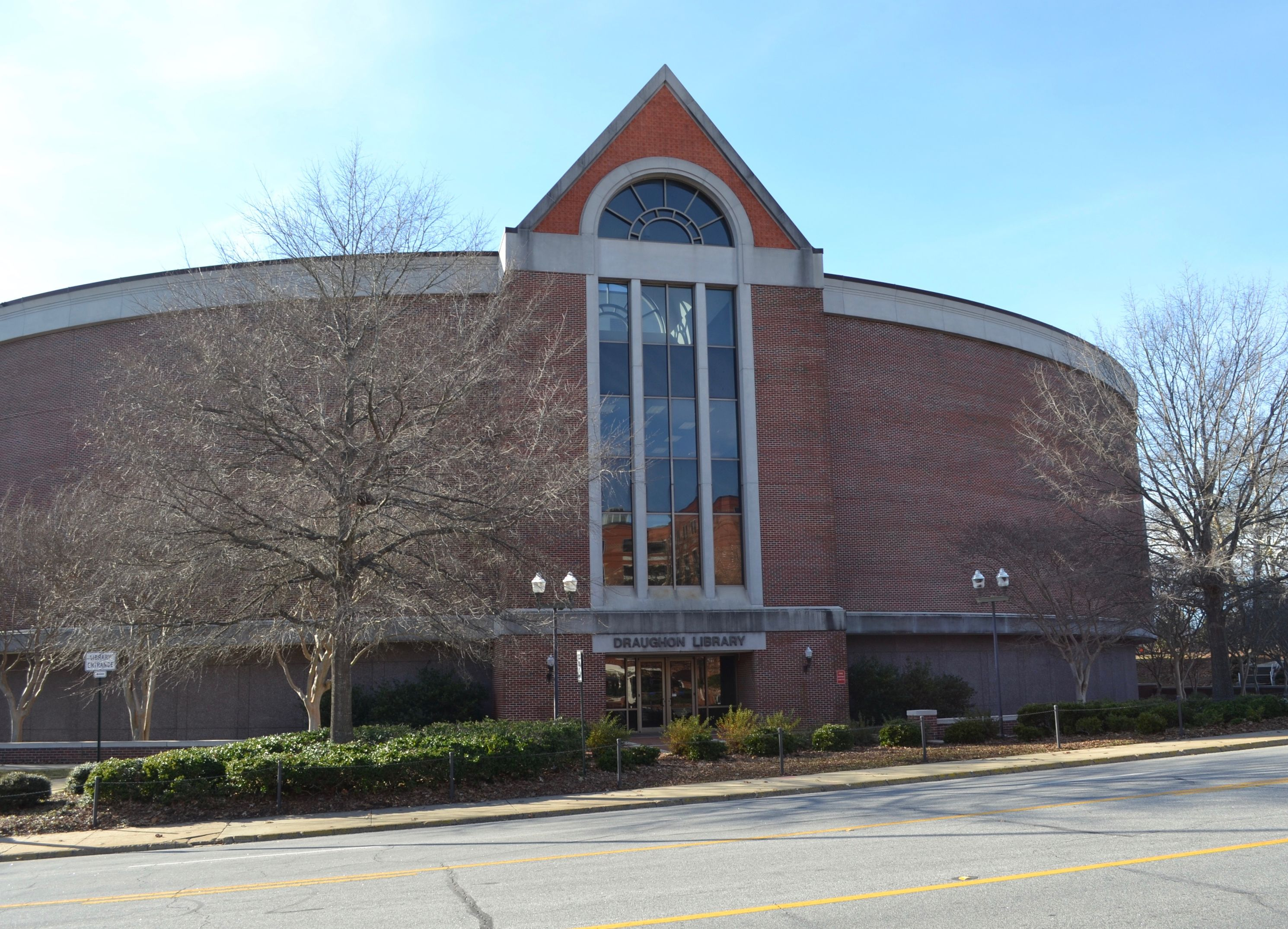 Draughon Library, Auburn University,