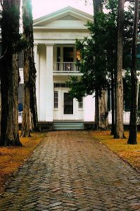 Rowan Oak William Faulkner Oxford Mississippi ghost haunted William Faulkner