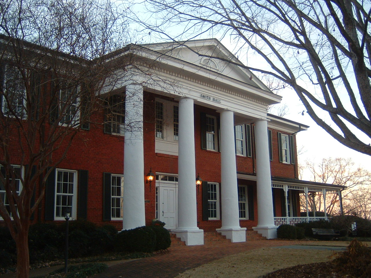 Smith Hall LaGrange College ghost haunted