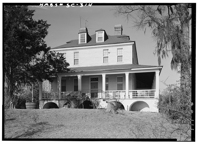 Heriot-Tarbox House 1963 HABS Library of Congress
