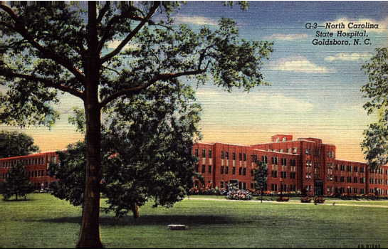 Cherry Hospital Goldsboro North Carolina