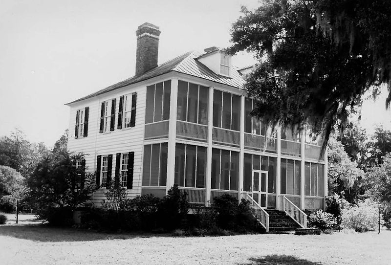 Hopsewee Plantation Georgetown South Carolina