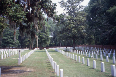Florence National Cemetery South Carolina