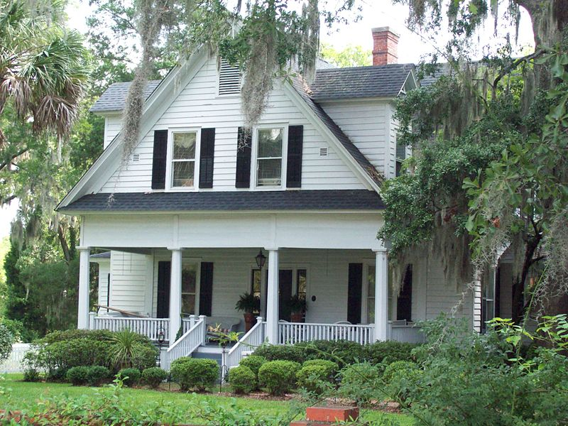 Beaty-Spivey House Conway South Carolina ghosts