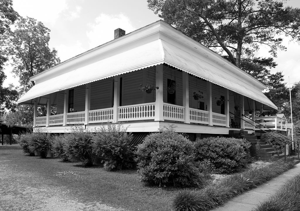 Hank Williams Boyhood Home Georgiana Alabama