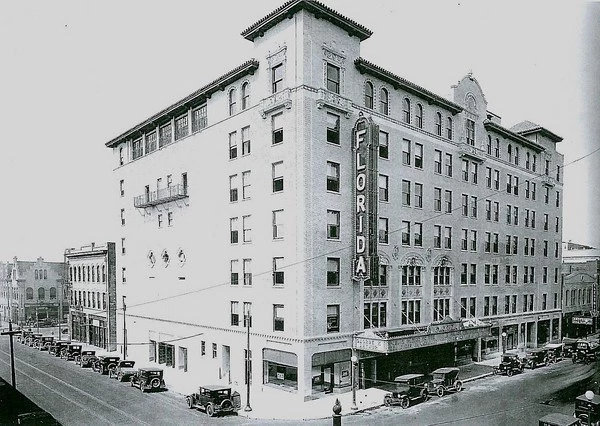 Floirda Theatre Jacksonville Florida