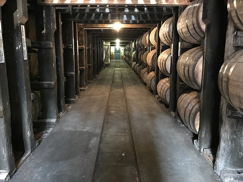 Buffalo Trace Distillery Frankfort Kentucky