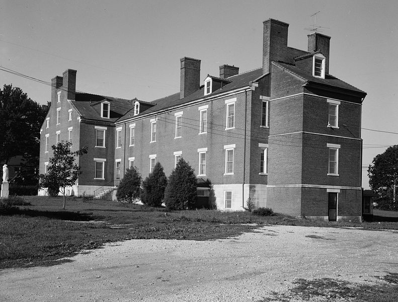 Shaker Museum at South Union Kentucky