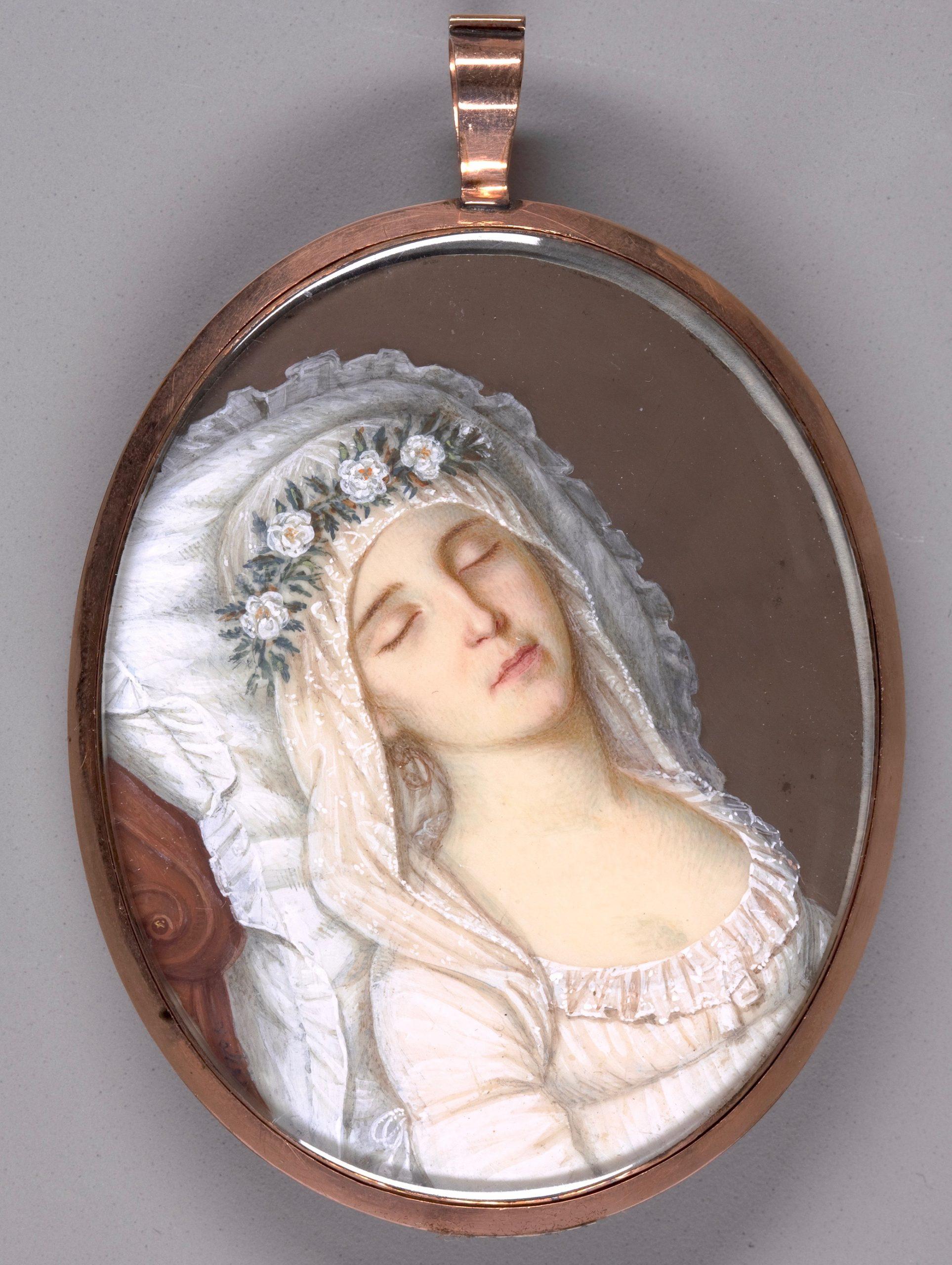 Harriet Mackie (The Dead Bride)
