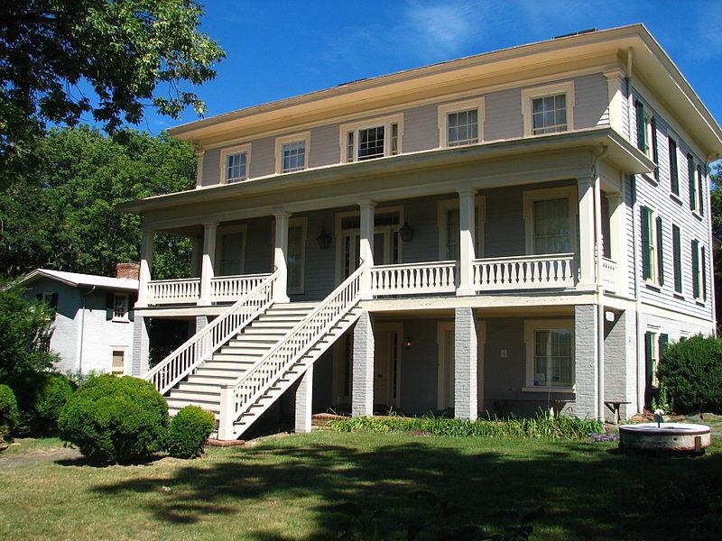 Exchange Hotel Gordonsville Virginia haunted ghosts Civil War hospital