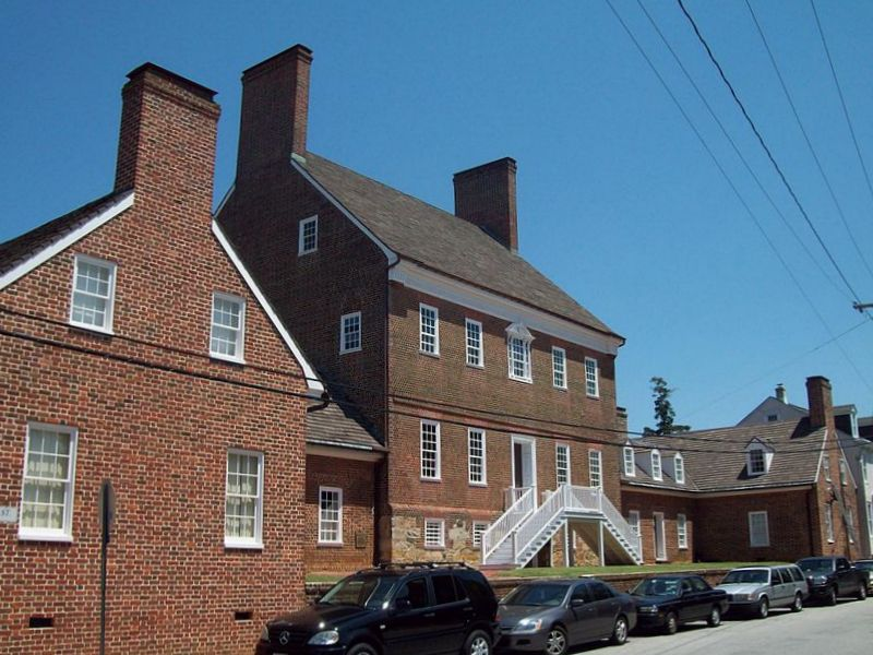haunted Brice House Annapolis ghosts