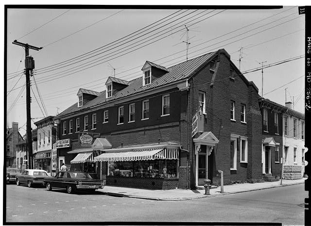 Middleton Tavern Annapolis Maryland ghosts haunted