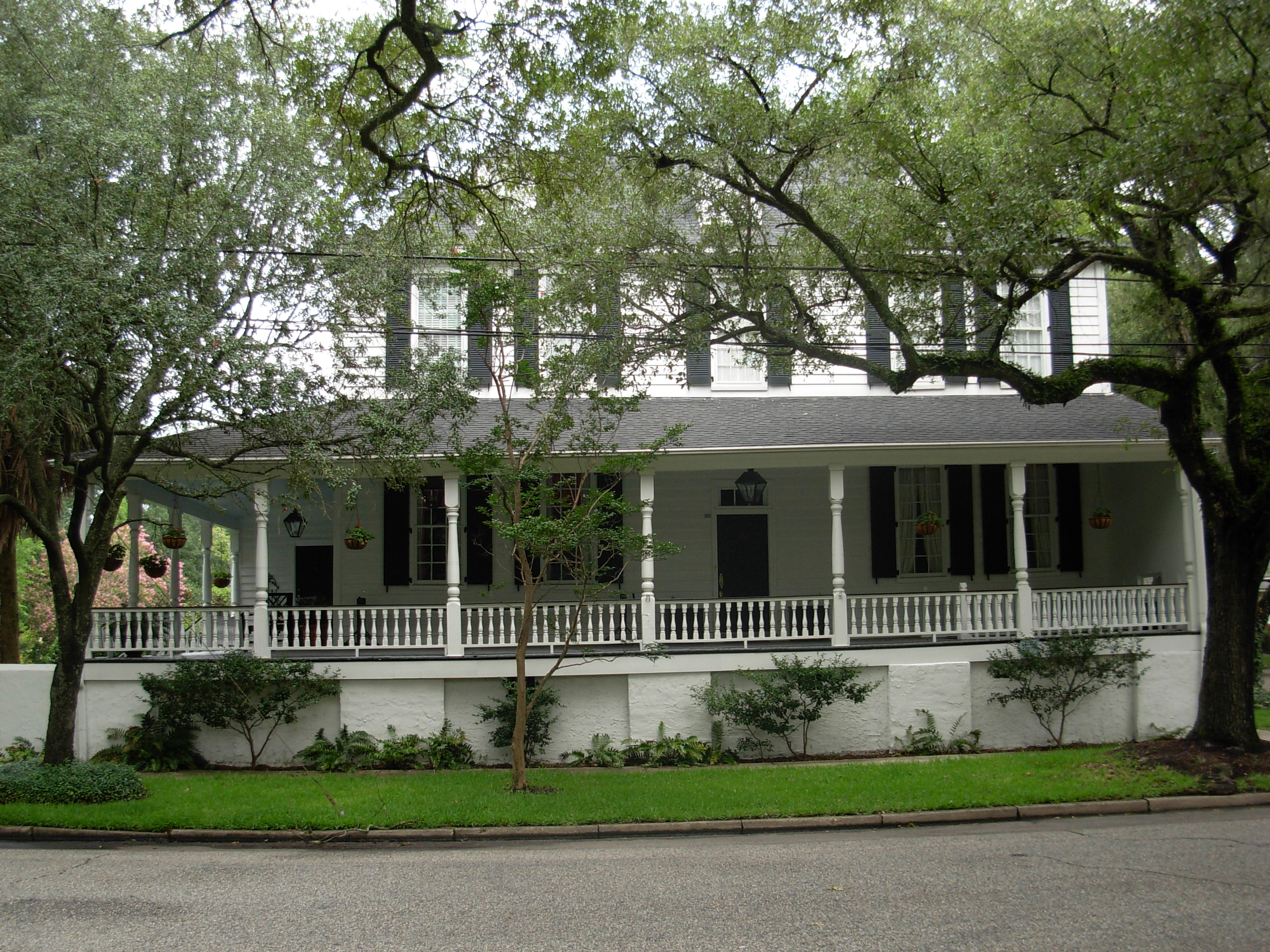 Henning-Miller House Georgetown South Carolina ghosts haunted