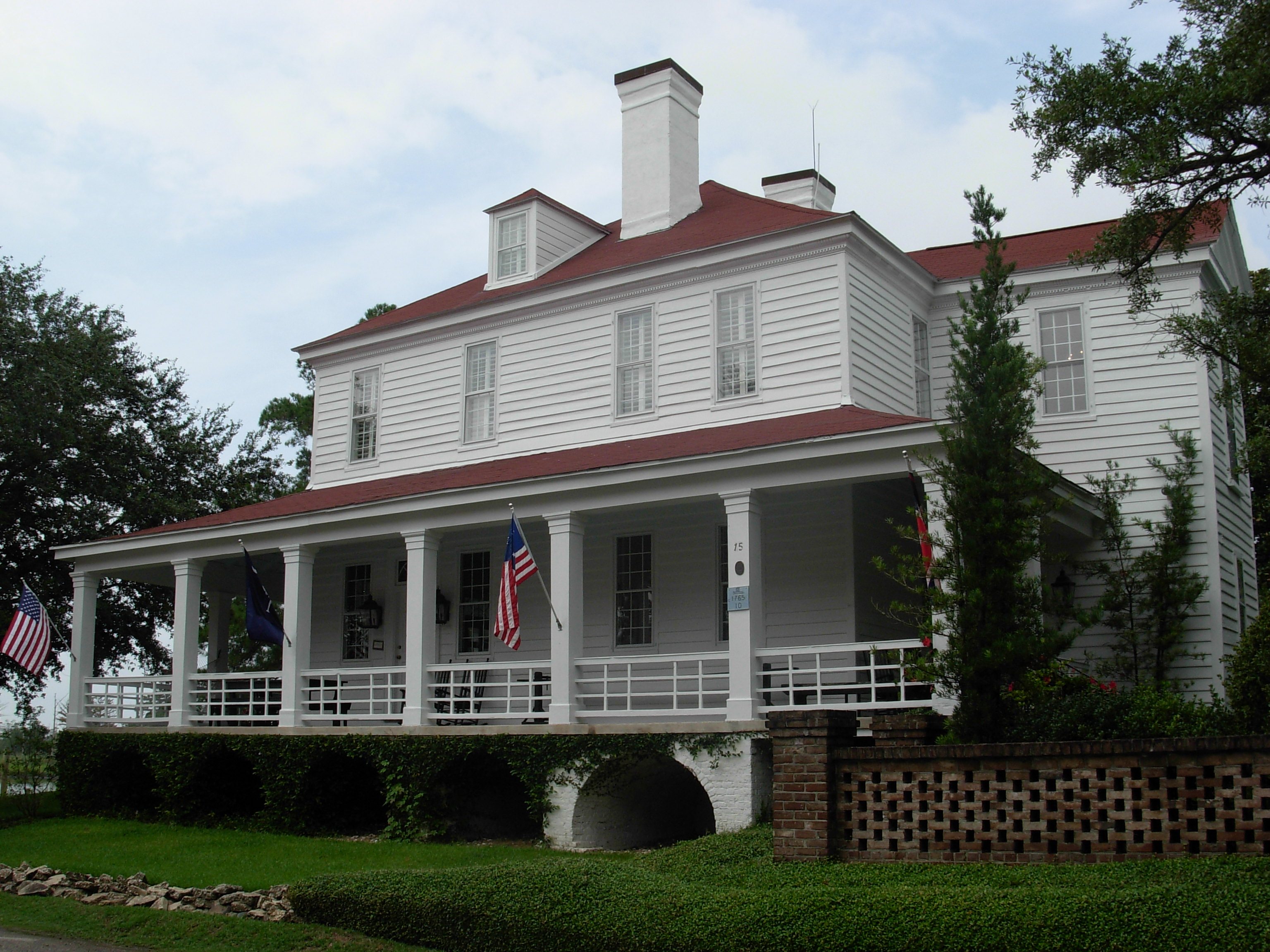 Heriot-Tarbox House Georgetown South Carolina ghosts haunted