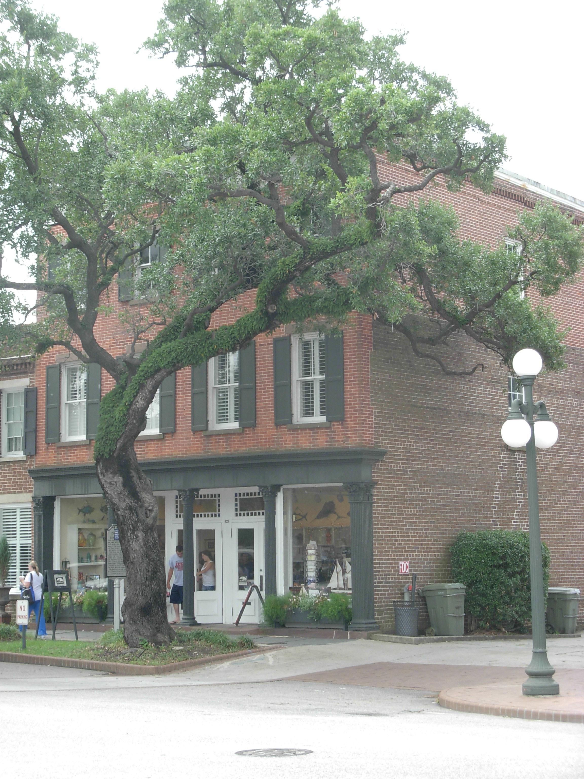 Kaminski Building Rice Museum Georgetown South Carolina ghosts haunted