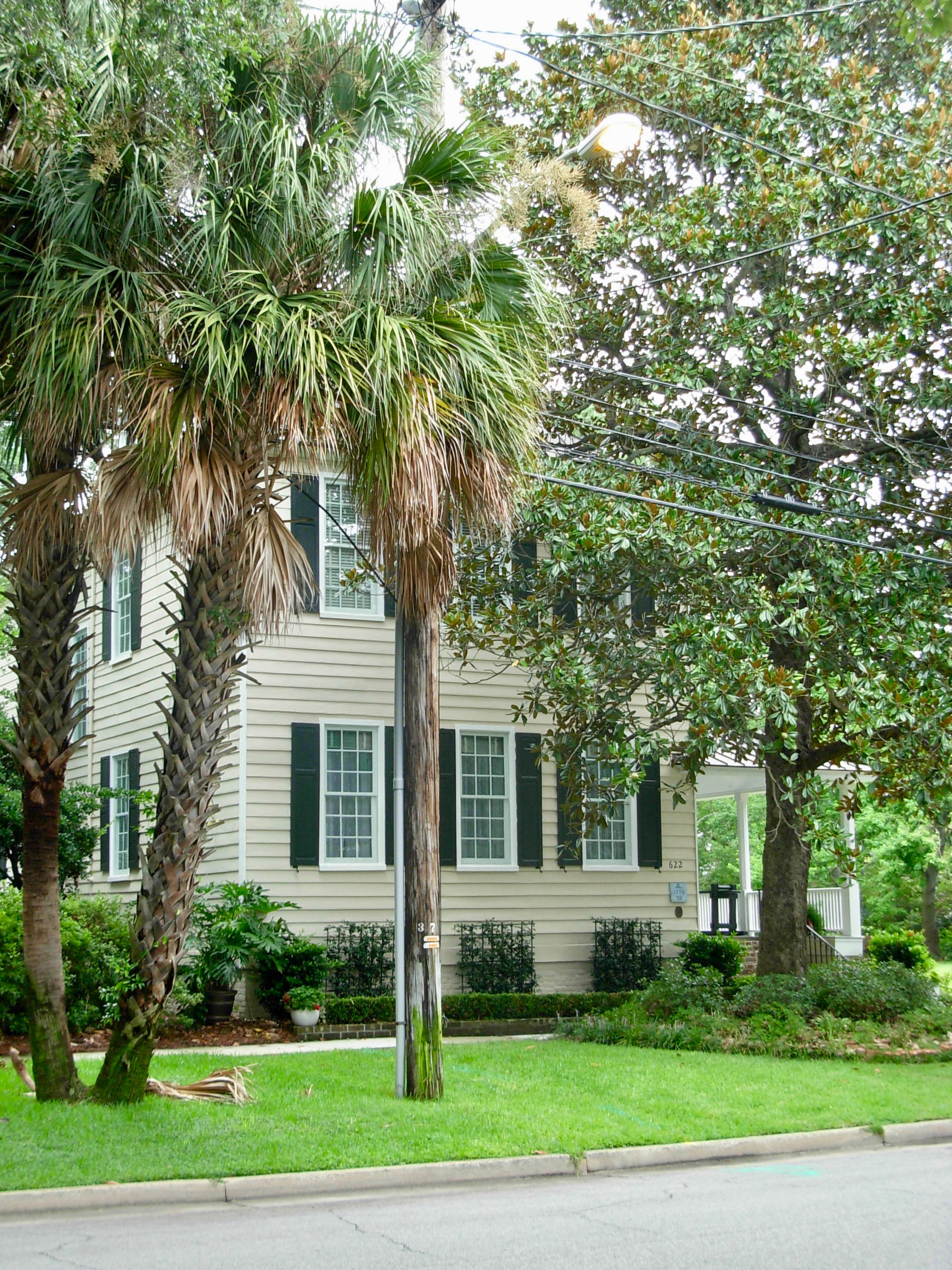 Waterman-Kaminski House Georgetown South Carolina ghosts haunted