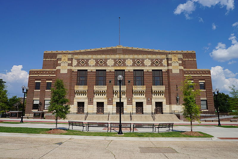 Shreveport Municipal Memorial Auditorium Louisiana