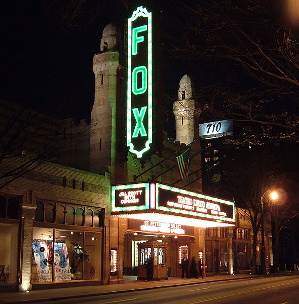 Fox Theatre Atlanta Georgia