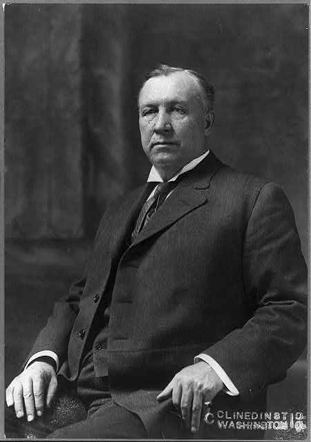 Hoke Smith, governor of Georgia.