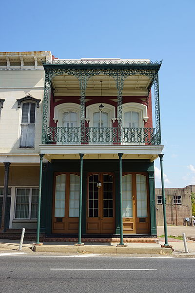 haunted Spring Street Historical Museum Shreveport Louisiana ghosts