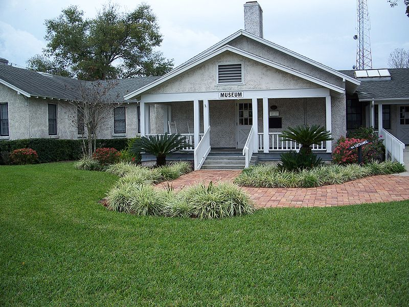 Museum of Seminole County History Sanford Florida Old Folks Home ghosts haunted