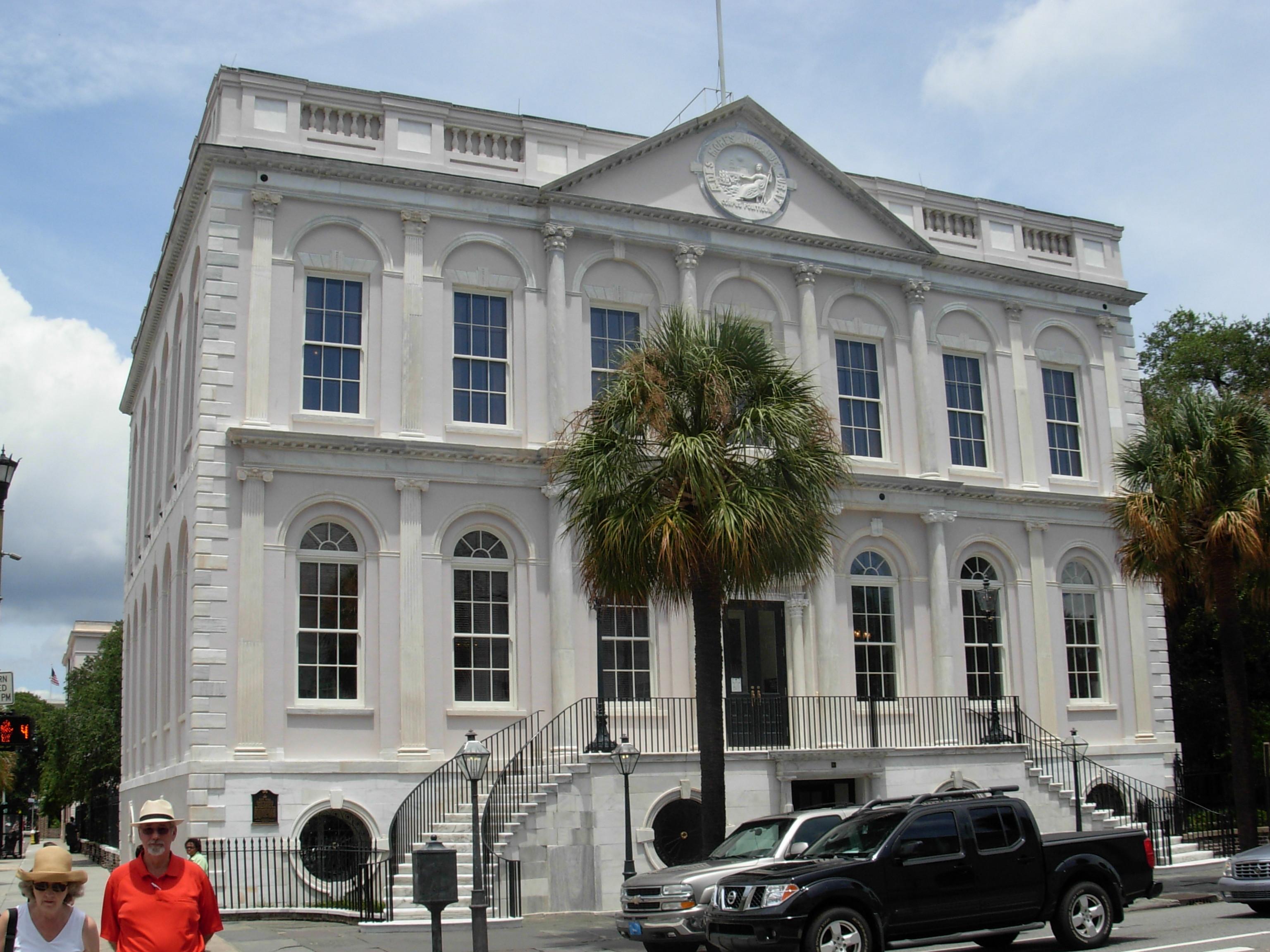 Charleston City Hall ghosts haunted