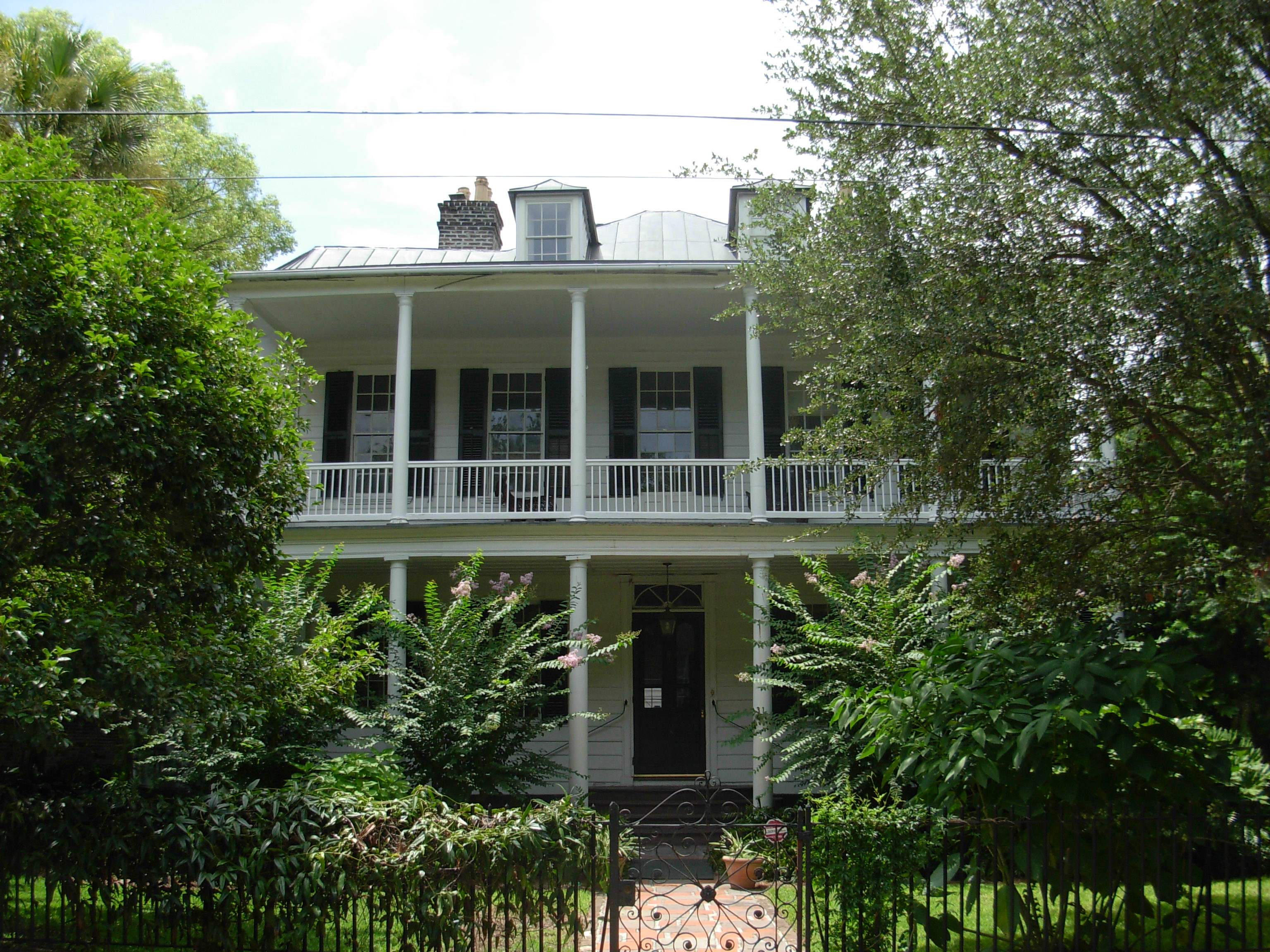 Hannah Heyward House Charleston SC ghosts haunted