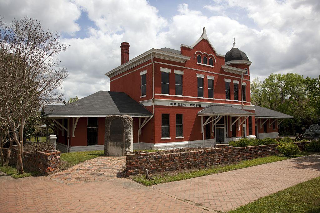 haunted Old Depot Museum Selma Alabama ghosts