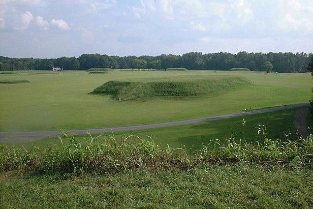 haunted Moundville Archaeological Park Moundville Alabama ghosts