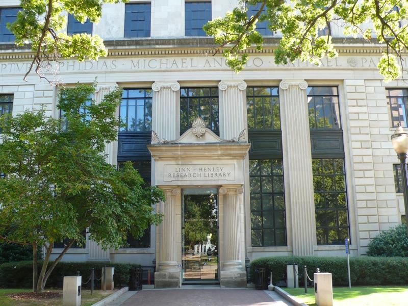 haunted Linn-Henley Library Birmingham Alabama ghosts